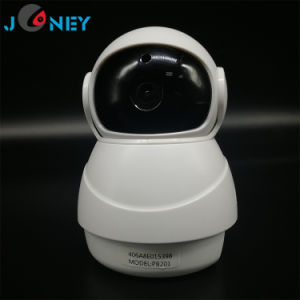 New Product Snowman CCTV Camera Support Microphone Alarm TF Card WiFi Camera pictures & photos