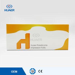 Heavy Body-Regular Set Vinyl Polysiloxane Dental Impression Putty pictures & photos