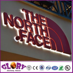 Shop Sign Epoxy Resin LED Channel Letter and LED Sign pictures & photos