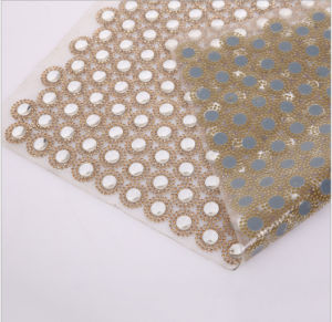2017 Factory Wholesale Hot Fix Rhinestone Mesh Sheet for Decorate pictures & photos