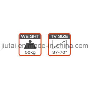 Universal TV Stand Fit for 32-70′′ with Enhanced Viewing Experience pictures & photos