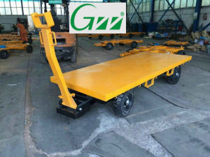 Aircraft Baggage Cart Trolley Pallet Dolly pictures & photos