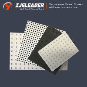 High Quality Perforation Fireproof MGO Ceiling Board pictures & photos