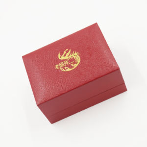 China Manufacturer Velvet Plastic Ring Diamond Box (J37-A6) pictures & photos