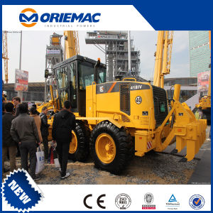 Liugong Small Motor Grader Price with Cummins Engine (CLG416II) pictures & photos