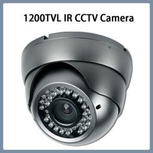 1200tvl IR Metal Dome CCTV Security Camera pictures & photos