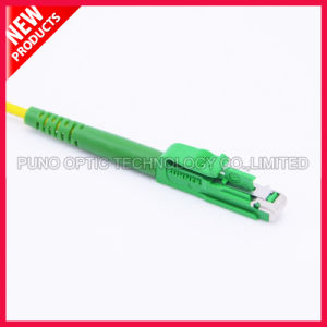 Fiber Optic LX. 5 Patchcord with Singlemode Yellow Outer Sheath pictures & photos