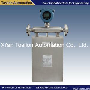Coriolis Mass Flowmeter for Gasoline, Diesel Oil, LPG, Liquid Paraffin pictures & photos