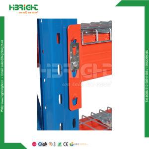 Heavy Duty Storage Warehouse Tear Drop Selective Pallet Rack pictures & photos