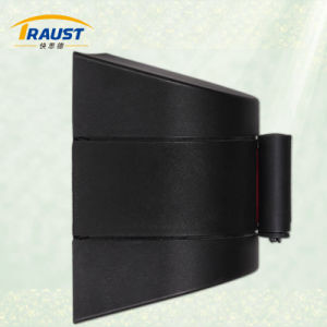 High Quality Wall Mounted Retractable Belt Barrier pictures & photos