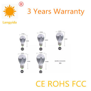 Good Price 12W LED Light Bulb E27 High Lumen 110-120lm/W pictures & photos
