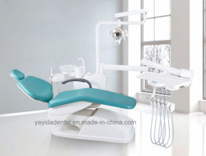 Confortable Dental Chair Dental Unit Fit for Hard Working Dentist pictures & photos
