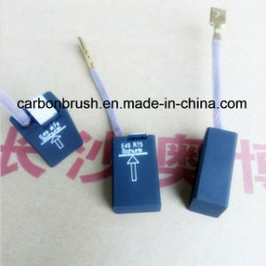 Offer The Best Price Electrographite Carbon Brush E49 R75 pictures & photos