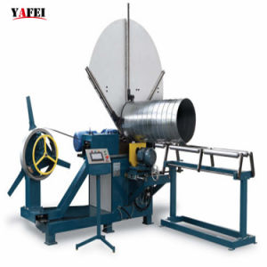 Spiral Tube Former Machine for Round Air Duct Making pictures & photos