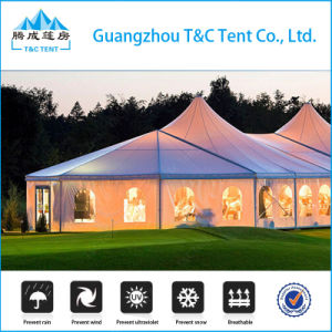 Waterproof, Flame Redartant, UV-Resistant Multi Side Canopy Beautiful Wedding Tent pictures & photos