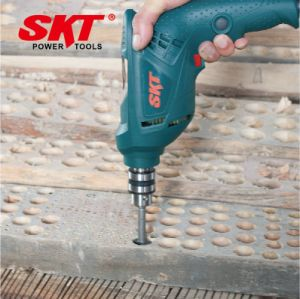 10mm Long Lifetime Electric Drill with Ce/GS/EMC/CB pictures & photos