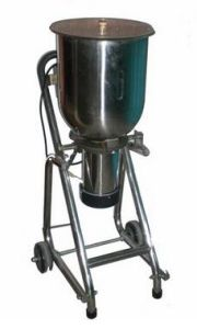 Restaurant Meat Mincer Grinder Catering Equipment pictures & photos