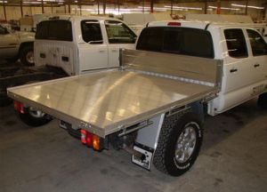 Aluminium Floor for Canopy Service Body (ISO9001: 2008 TS16949: 2008) pictures & photos