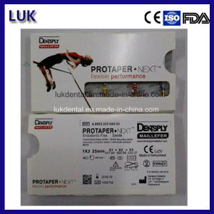 High Quality Dental Dentsply Protaper Next Files (Engine use) pictures & photos