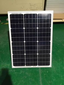 18V 50W Poly Solar Panel for India Street Light pictures & photos