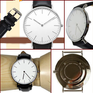 Fashion Squartz Sport Custom Wrist Stainless Steel Watch for Man and Woman pictures & photos