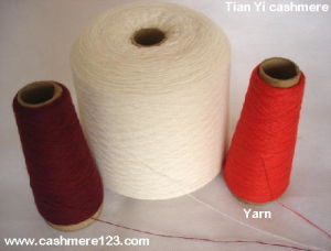 Cashmere Wool Yarn 15s...300S single Double Yarn pictures & photos