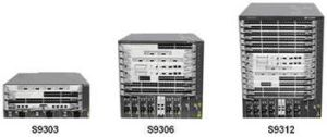 Huawei Cooperate Partner, Original Huawei S9300 Series Terabit Routing Switches