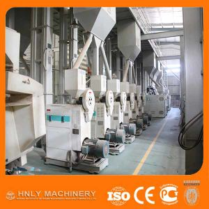 New Design Fully Automatic Low Price Rice Flour Milling Machine pictures & photos