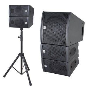 Cvr Array Column System Sub-Bass System+ Mini Line Array Speaker pictures & photos