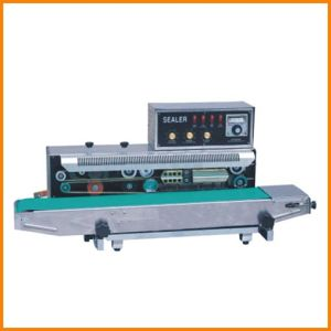 Continuous Film Sealer with Solid Ink Coder, Fr-980 (DR02980FRD)