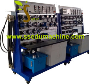 Electro Hydraulic Training Workbench Electro Hydraulic Trainer Educational Equipment pictures & photos