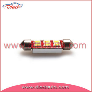 Car Assembling 5730SMD*3 T10 Festoon Canbus Auto Lamp pictures & photos