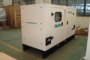 90kVA Diesel Genset with Lovol Engine of Sounproof Type
