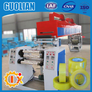 Gl--500c Carton for Adhesive BOPP Tape Equipment pictures & photos