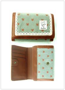 Fashion Lady PU Wallet/Purse/Bag (JYW1514) pictures & photos