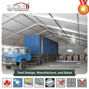 Warehouse Tent with a Roller Shutter Door for Sale pictures & photos
