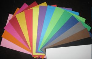 Color Board for Making Package, Wrapping Materials pictures & photos