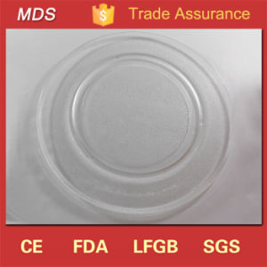 Flat Glass Turntable Replacement Parts Plate for Microwave Oven pictures & photos