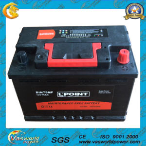 DIN 12V74ah Mf Automobile Battery pictures & photos