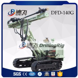 Dfd-140g 100m DTH Hard Rock Drilling Rig Price pictures & photos