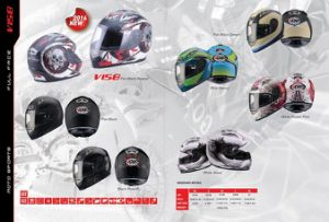 Helmet Full Face, China Top Quality, ECE, DOT pictures & photos