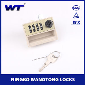 4 Digits Combination Lock for Cabinet pictures & photos