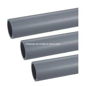 PVC Pipes (ASTM SCH40) pictures & photos