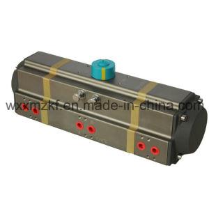 Three Positions Pneumatic Quarter-Turn Actuator pictures & photos