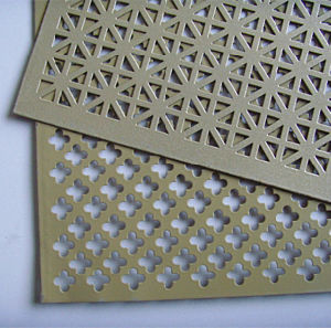 Ceiling Perforated Metal Plate pictures & photos