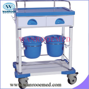 ABS Clinic Medical Trolley pictures & photos