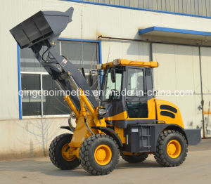 Small 1ton Wheel Loader with CE Certificate pictures & photos
