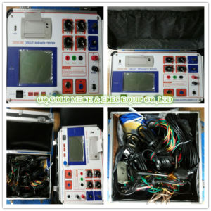 Open Time and Close Time Testing Circuit Breaker Test Analyzer pictures & photos
