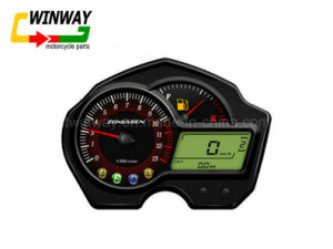 Ww-7289, Motorcycle Instrument, LED Motorcycle Speedometer pictures & photos