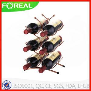 Powder Coating Metal Wire Wine Rack